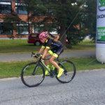 Elisabet Kapanen voittoputkessa – 10-vuotias pyöräilijälupaus voitti seitsemän SM-mitalia