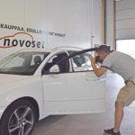 Käytetty auto matkaa tehokkaasti uudelle omistajalle