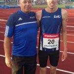 Nuorten SM-yleisurheilusta kolmen mitalin saalis Lempäälään