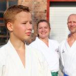 Karatessa on haastetta myös aivoille