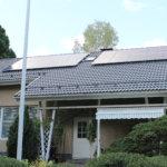 Ekoteko Hauralassa: Itse tuotettu käyttämätön aurinkoenergia valtakunnan verkkoon