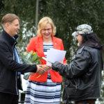 Heikki Hakala on vuoden 2020 valtuutettu