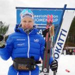 LeKin Leena Nurmi kolmas Suomen cupin aloituskisassa