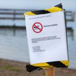 """Lempoisten uimarannalta löytyy yhä norovirusta – """"Yllättävää"""", toteaa terveystarkastaja"""