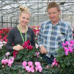 Mäkelän Kauppapuutarha avasi kiehtovan kukkakaupan Ideaparkiin