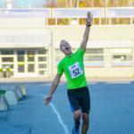 Lempääläinen Janne Tuomisto juoksi 100 kilometriä seitsemässä tunnissa
