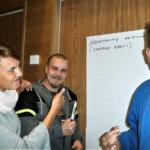 Järjestötreffeillä haettiin vapaaehtoisia agentteja avuksi tulevaan