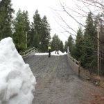 Hakkariin lumetetaan kunnallinen tykkilumilatu