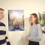 Luonto korostuu vesilahtelaisnuorten näyttelykuvissa
