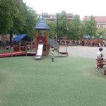 Esteettömiä puistoja Lempäälään