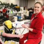 Pelastava joululahja: torstaina luovutetut punasolut säilyvät jouluun saakka