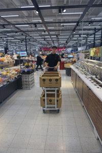 Citymarket Lounas