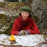 Kirsti Kuronen innostuu joulusta, mutta kaihtaa vilkkuvaloja ja Nisse-polkkaa
