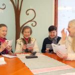 Digikahvila matalan kynnyksen oppimispaikka ikäihmisille
