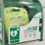 Defibrillaattori on hankittu elvytysavuksi S-markettiin