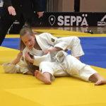 Judokat mitalirohmuina Jyväskylässä