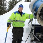 Tykkilumi: Hakkarissa hiihdelty ilmaiseksi ja kilpailutetulla lumella