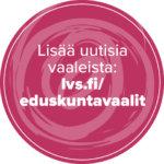 Eduskuntavaalit: LVS:n vaalisivustolta löytyy ehdokkaiden mielipidetekstejä ja kuvagalleria