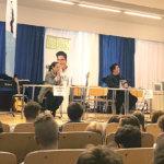 Kaksi ehdokasta viidestä kutsutusta osallistui Vesilahden nuorisovaltuuston järjestämään vaalipaneeliin yhtenäiskoululla
