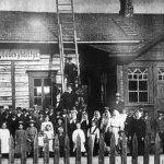 Kuljun työväentalolla muistellaan arkea ja juhlaa