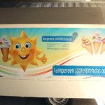 Sääksjärven jäätelötehtaassa valmistetaan jäätävän hyvää italialaista gelatoa