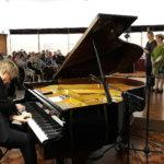 Pianovirtuoosi Iiro Rantala Lempäälässä: Runo kohtasi musiikin