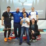 Viisi kultaa ja Suomenennätystä Lempäälään painonnoston Masters SM-kilpailuista