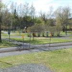 Varma kesän merkki: Lasten liikennepuistossa avajaiset