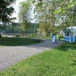 Lisää penkkejä, roska-astioita ja kirsikkapuita Myllyrantaan – tapahtumapuistossa alkavat muutostyöt