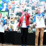 Mitalijuhlissa biletettiin Finlandian, Mansesterin ja Lempäälän mieskuoron tahdissa – fiilistele tunnelmia juhlakuvista