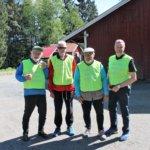 """Kävelypässit kävelee Tampereelta Helsinkiin, jotta ymmärrettäisiin liikunnan tärkeys: """"Vanhemmat miehet liikkuvat vähemmän ja yksipuolisemmin"""""""