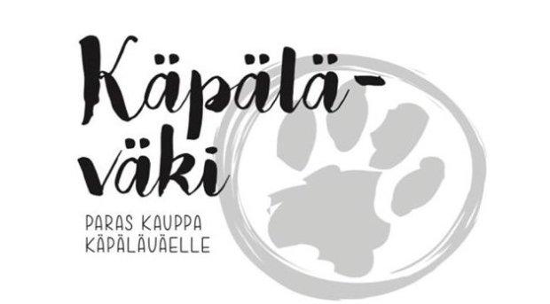Käpäläväki logo