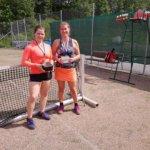 Topias Taskinen ja Roosa Rautee kansallisen tennisturnauksen parhaat – lempääläinen  John-Erik Hagström kehittynyt hurjasti
