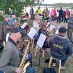 Narvalainen vieraanvaraisuus, musiikki ja korvapuustit pysyvät ikuisesti melojan muistoissa