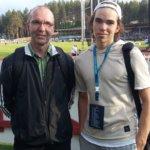 LeKin yleisurheilijoita arvokisoihin – Ruotsi ja Azerbaidzhan kutsuvat