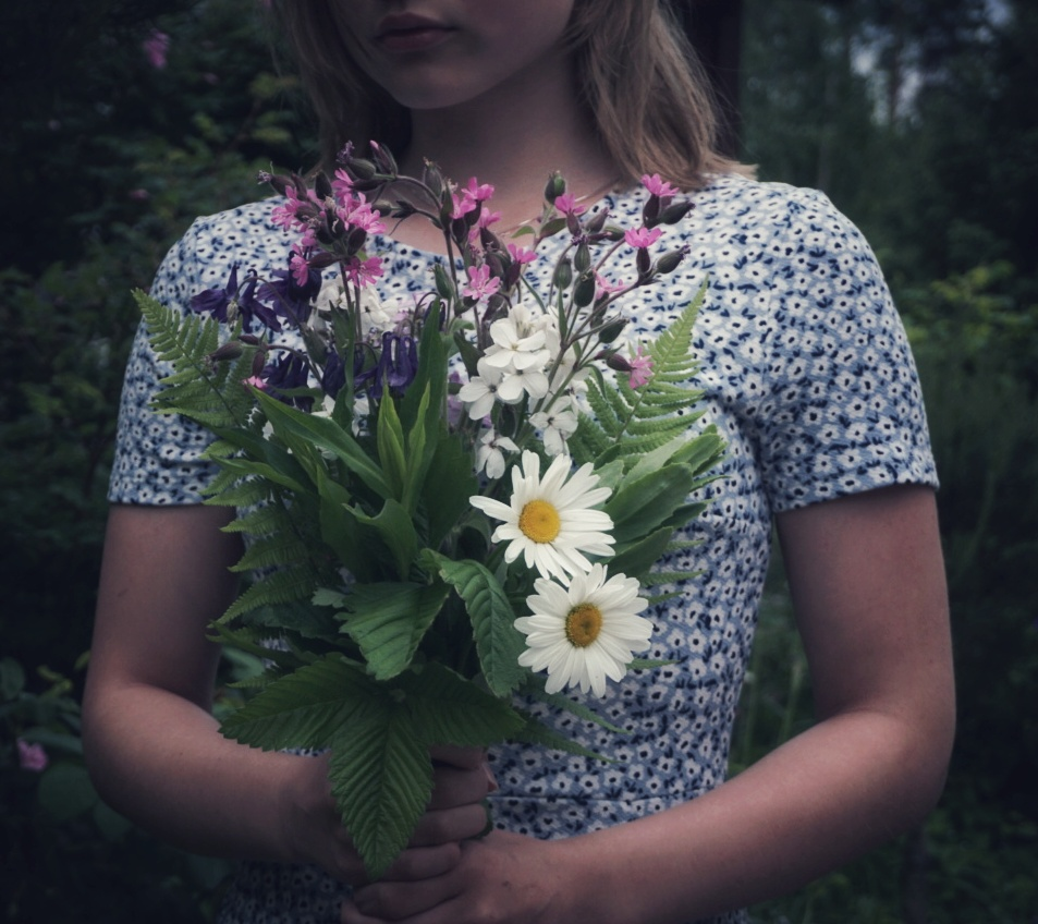 Kauniit yhdessä. Kuva: Saija Reinvall-Lähde