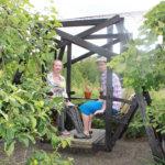 Kuljulainen puutarha korostaa rohkeasti kasvien kirjoa – Avoimiin puutarhoihin pääsi tutustumaan ympäri Suomea