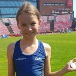 Nuorten yleisurheilukisoista 15 piirinmestaruutta ja peräti 51 mitalia Lempäälään