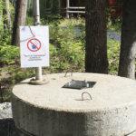 Vesi saastunutta: Pumppu poistettu Laasonportin lähdekaivosta