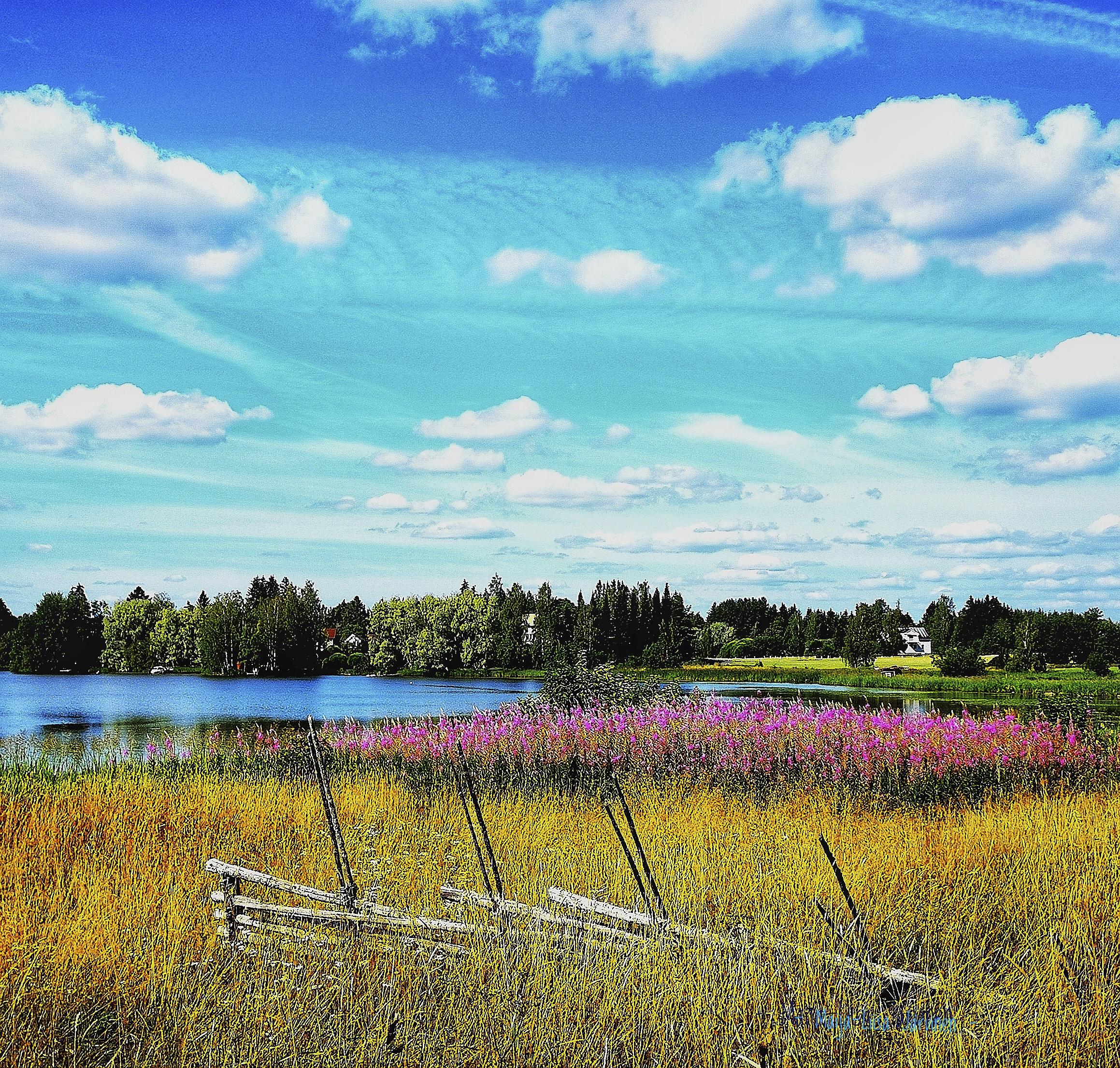 Hääkiven värit. Kuva: Maija-Liisa Järvinen