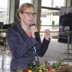 Heidi Rämö eteni haastattelukierrokselle Hämeenlinnan kaupunginjohtajahaussa