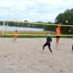 Naisten biitsin on valloittanut tänä kesänä Hääkiven: Historiallinen turnauskin pelattiin ensi kertaa