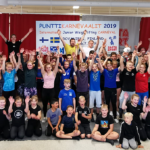 Punttikarnevaaleilla verkostoiduttiin ja saatiin uusia oppeja harjoitteluun: kolme lekiläisjunnua vietti viikon Rovaniemellä