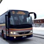 Bussiliikenne siirtyy talvikauteen ensi viikolla: linjalle 50 tulossa lisää vuoroja arkeen ja viikonloppuun