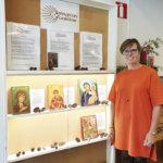 Birgitan vaellus kokosi noin 120 kulkijaa – Ikoneita esillä seurakuntatalossa
