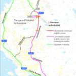 Ruska 19 sulkee liikenteen Pirkkalantieltä neljäksi päiväksi 5.–8.10.