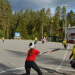 """Pesäpallo liikuttaa Lempäälässä jo sataa harrastajaa: """"Meillä on koko kesän ollut ongelma, onneksi positiivinen sellainen"""""""