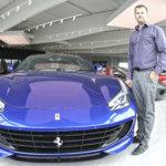 """Luxury Collection myy tänä vuonna 40 Ferraria – """"Myynti on tuplattu joka vuosi"""". Uusi neljän hengen perhemalli sopii myös talviautoiluun"""