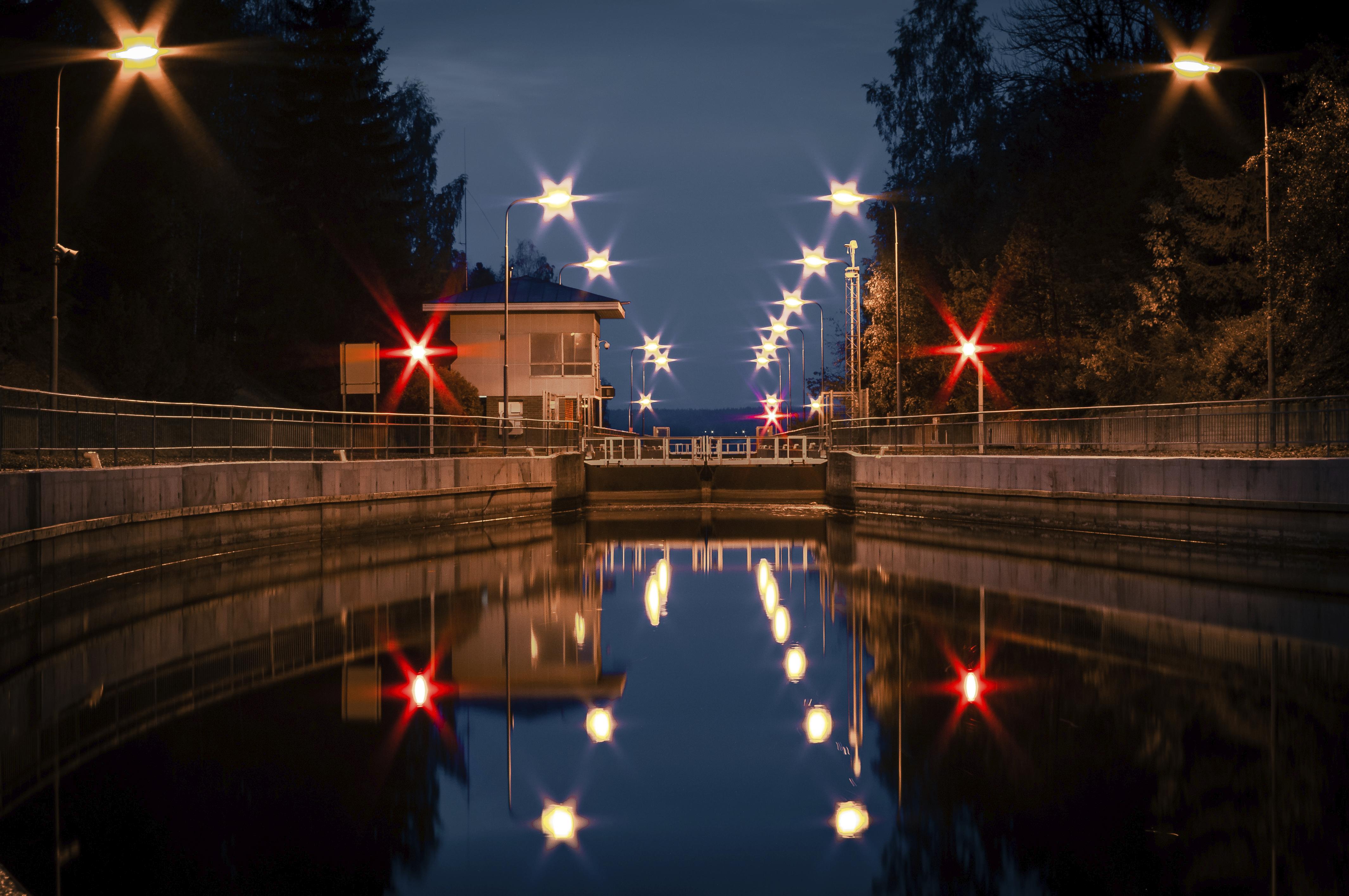 Lempäälän kanava. Kuva: Emil Mäkynen