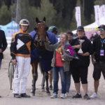 Hyvä ravikesä paikallisille – lempääläisten hevoset elokuussa useammilla palkintosijoilla